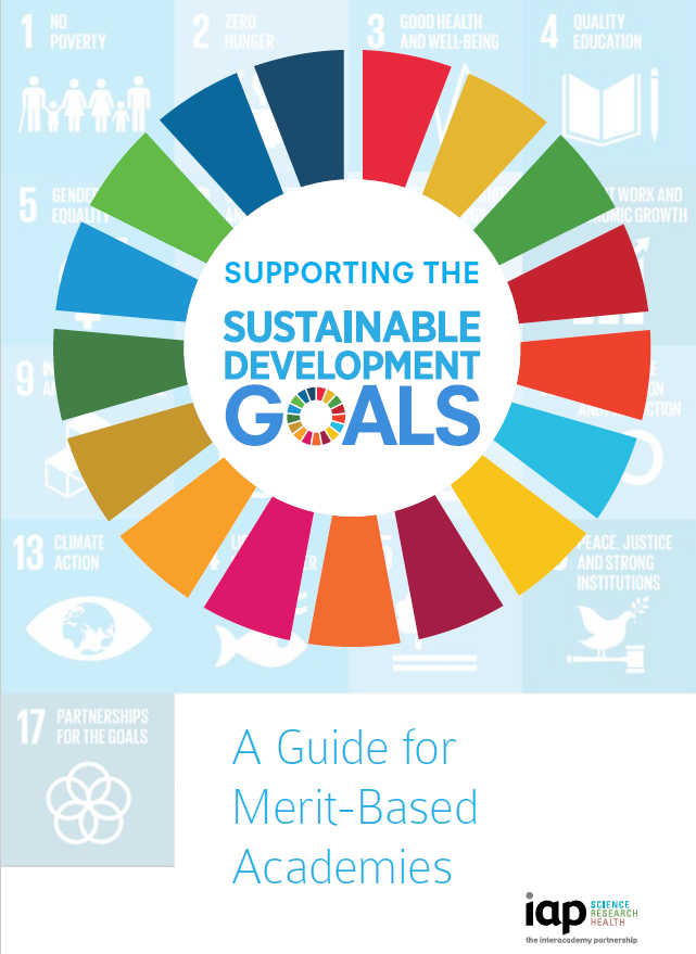 Demystifying the sdgs the worlds science academies launch a guide how can academics support implementation of the sdgs this short guide is a product of an interacademy partnership iap project 2016 2019 on global publicscrutiny Choice Image