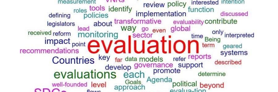 Evaluation Worldcloud